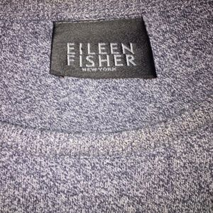 Eileen Fisher long sleeved sweater L